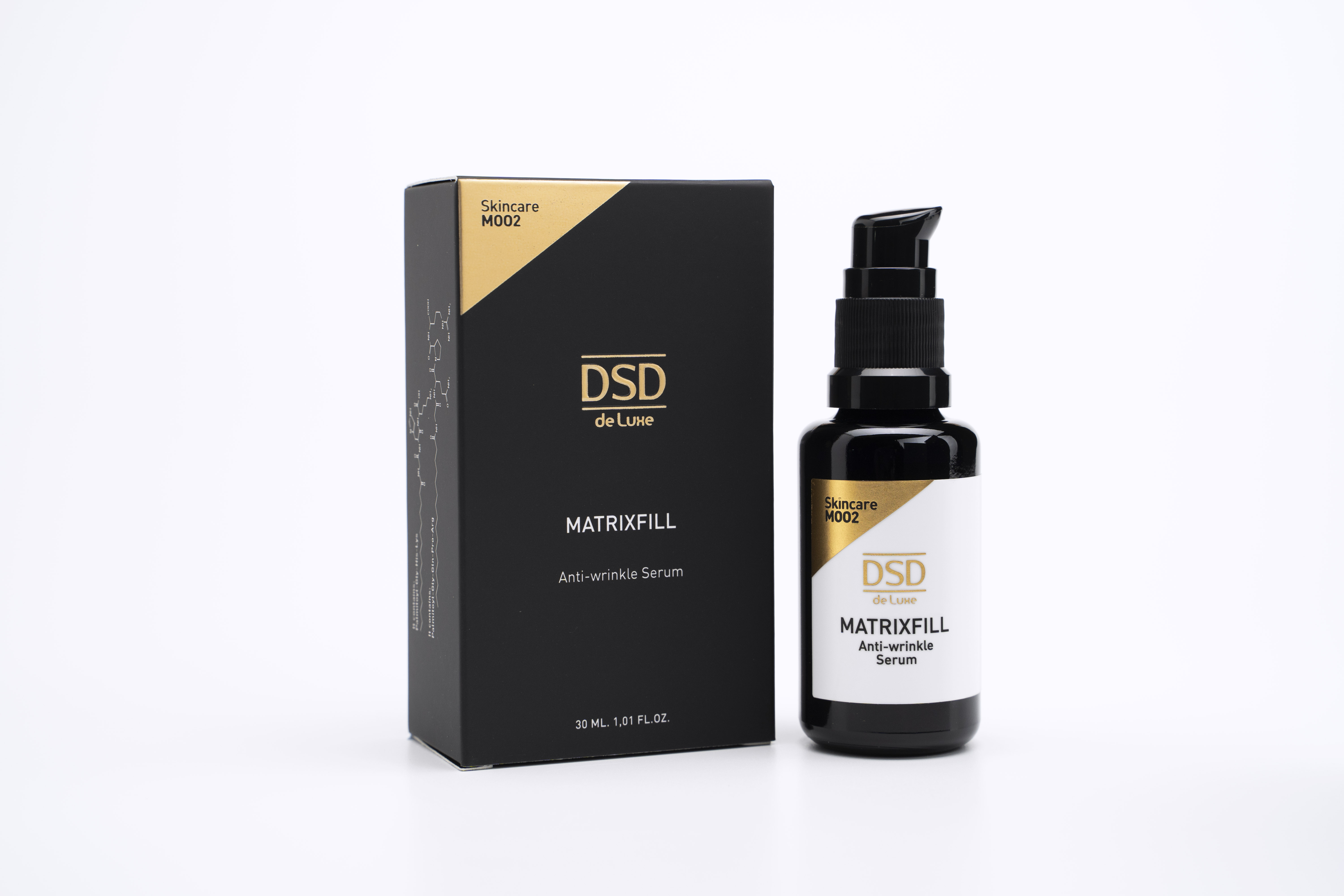DSD DE LUXE GLOBAL ANTI-WRINKLE SERUM M002