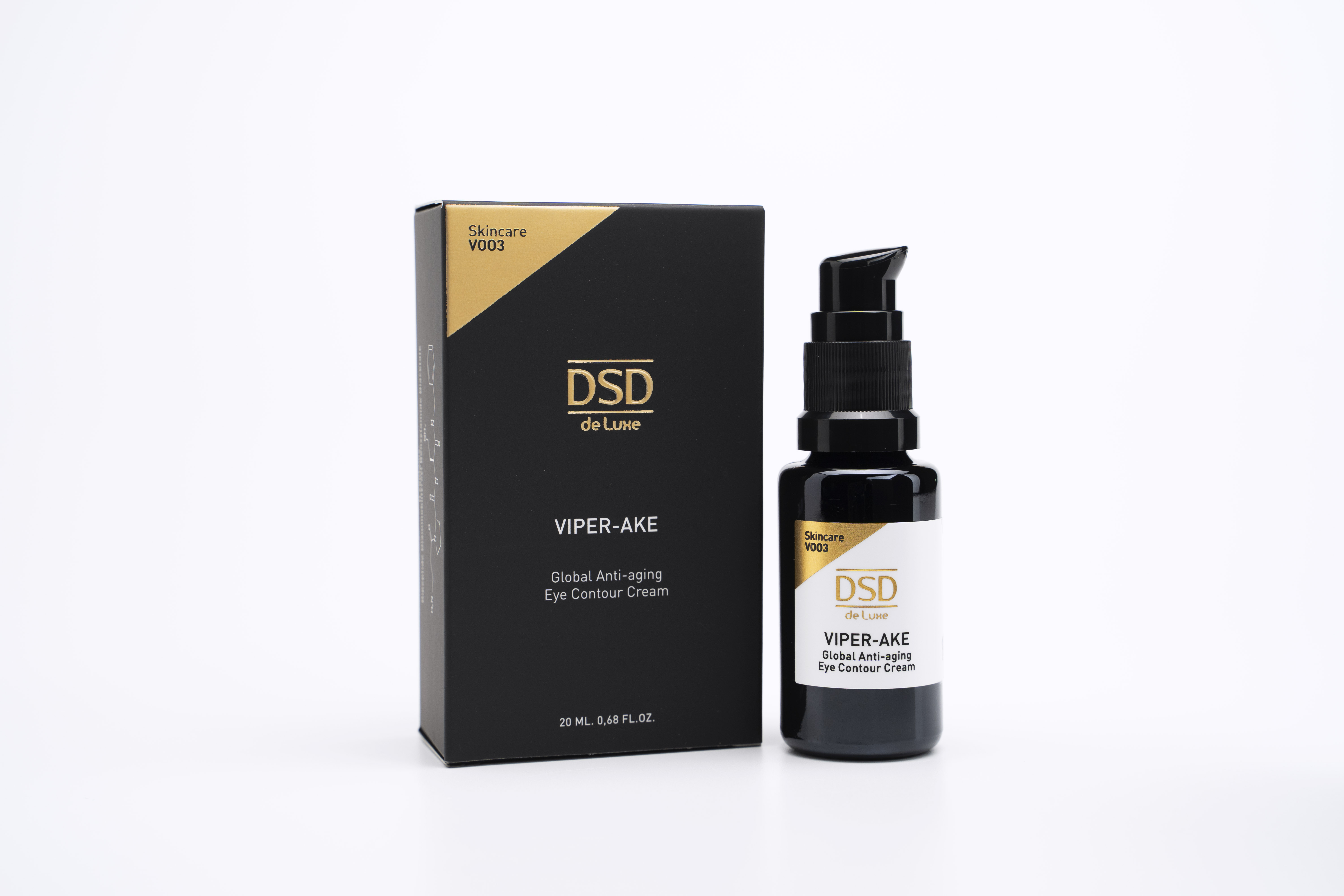 DSD DE LUXE GLOBAL ANTI-AGING EYE CONTOUR CREAM V003