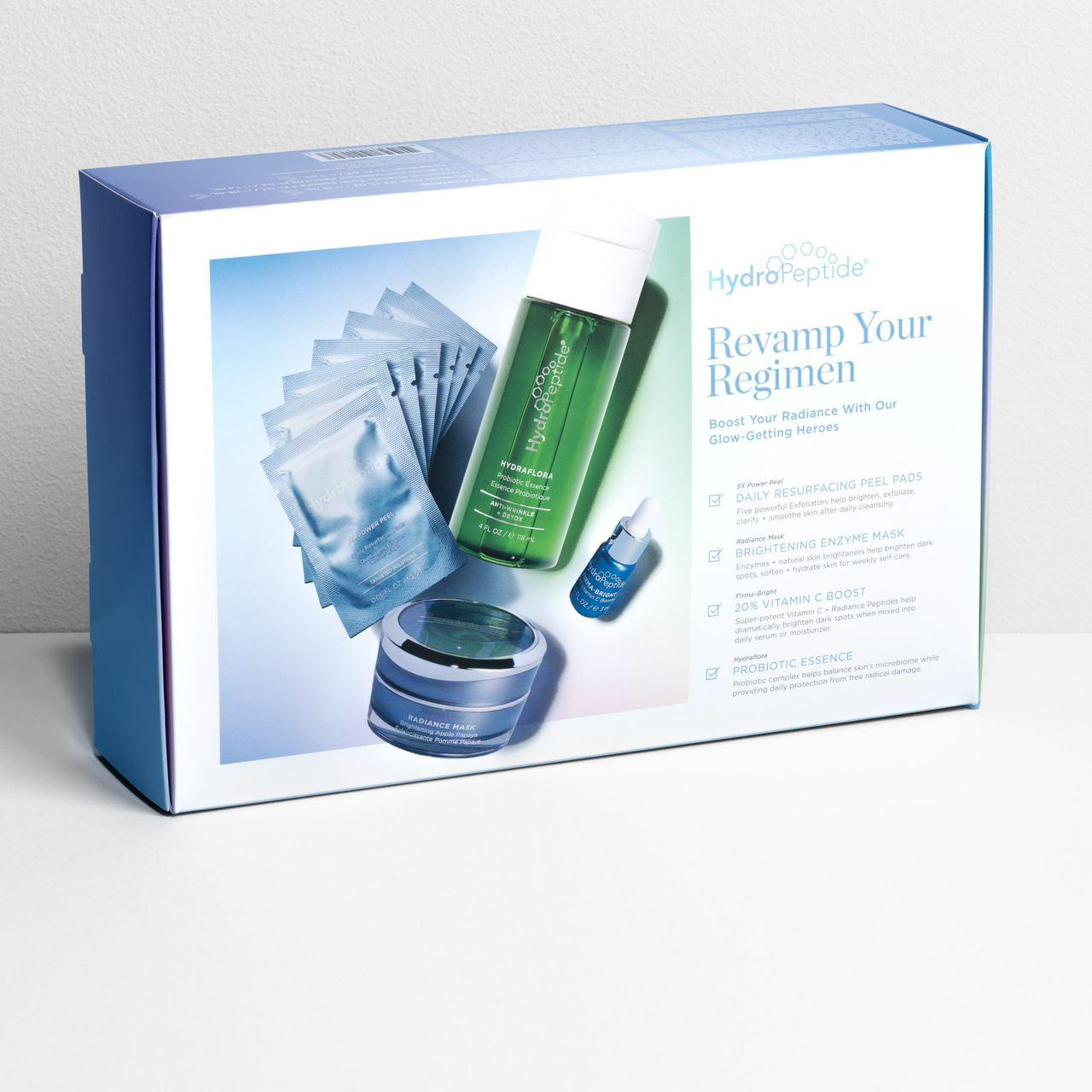 HYDROPEPTIDE REVAMP YOUR REGIMEN KIT