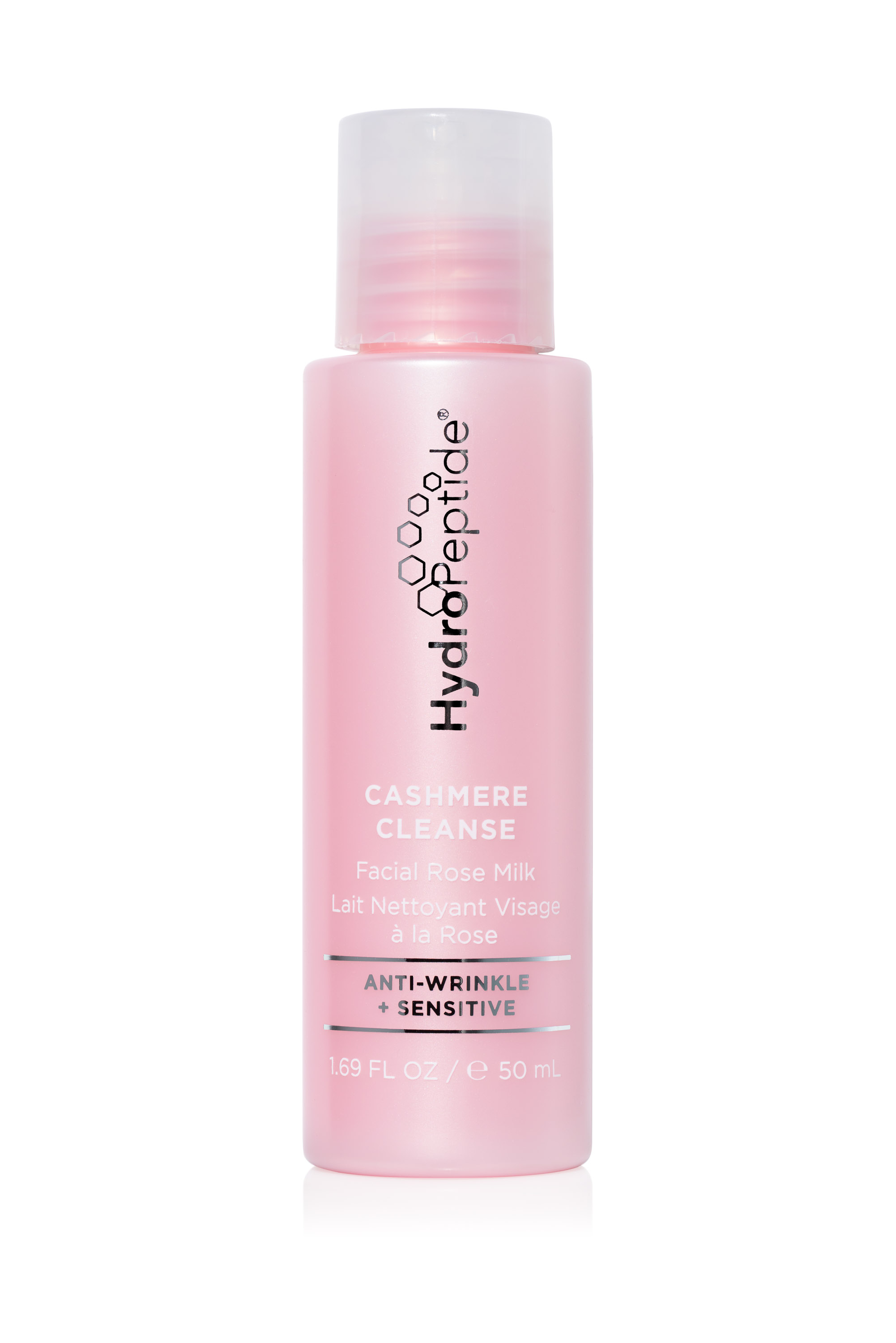 HYDROPEPTIDE TRAVEL CASHMERE CLEANSE