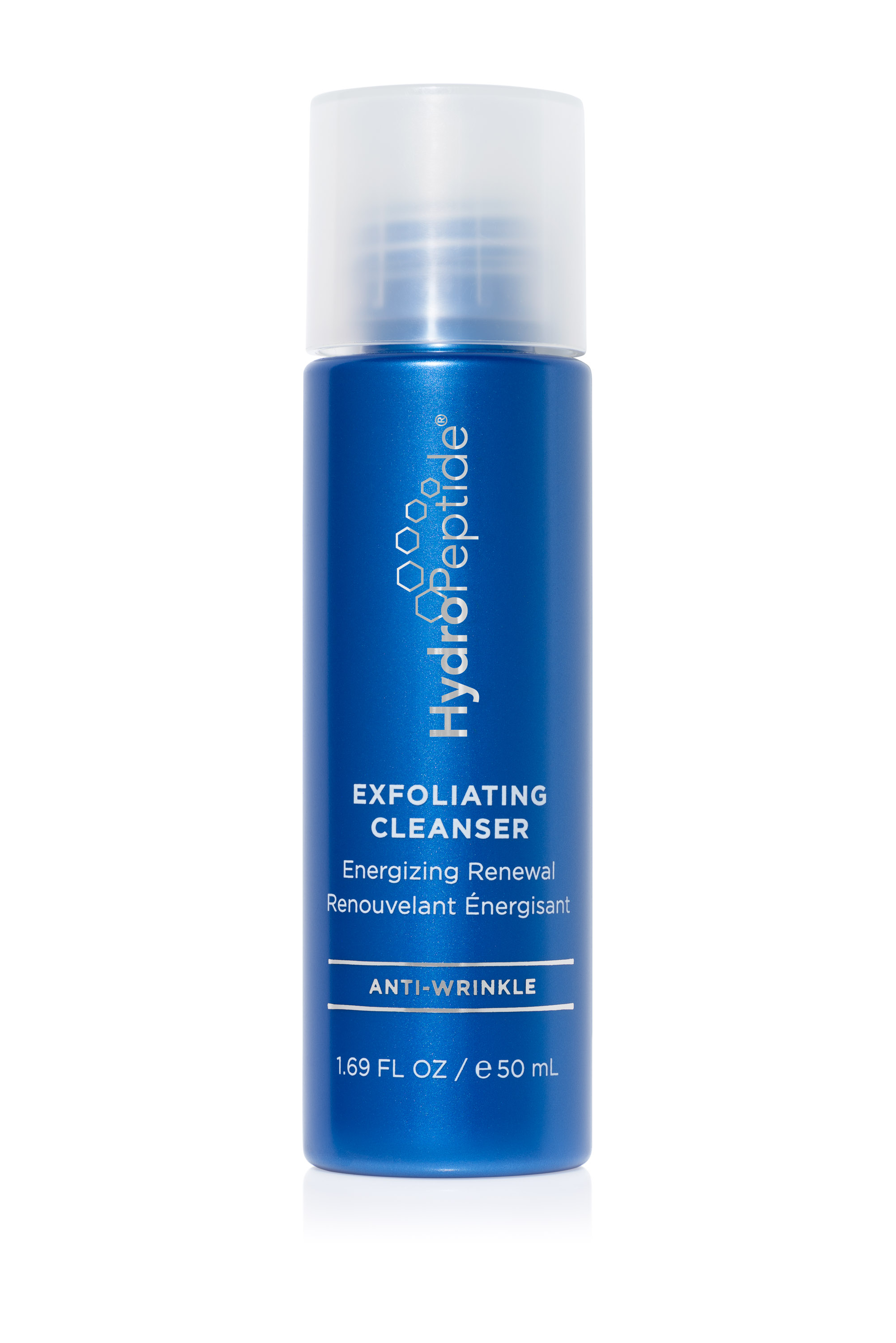 HYDROPEPTIDE TRAVEL EXFOLIATING CLEANSER