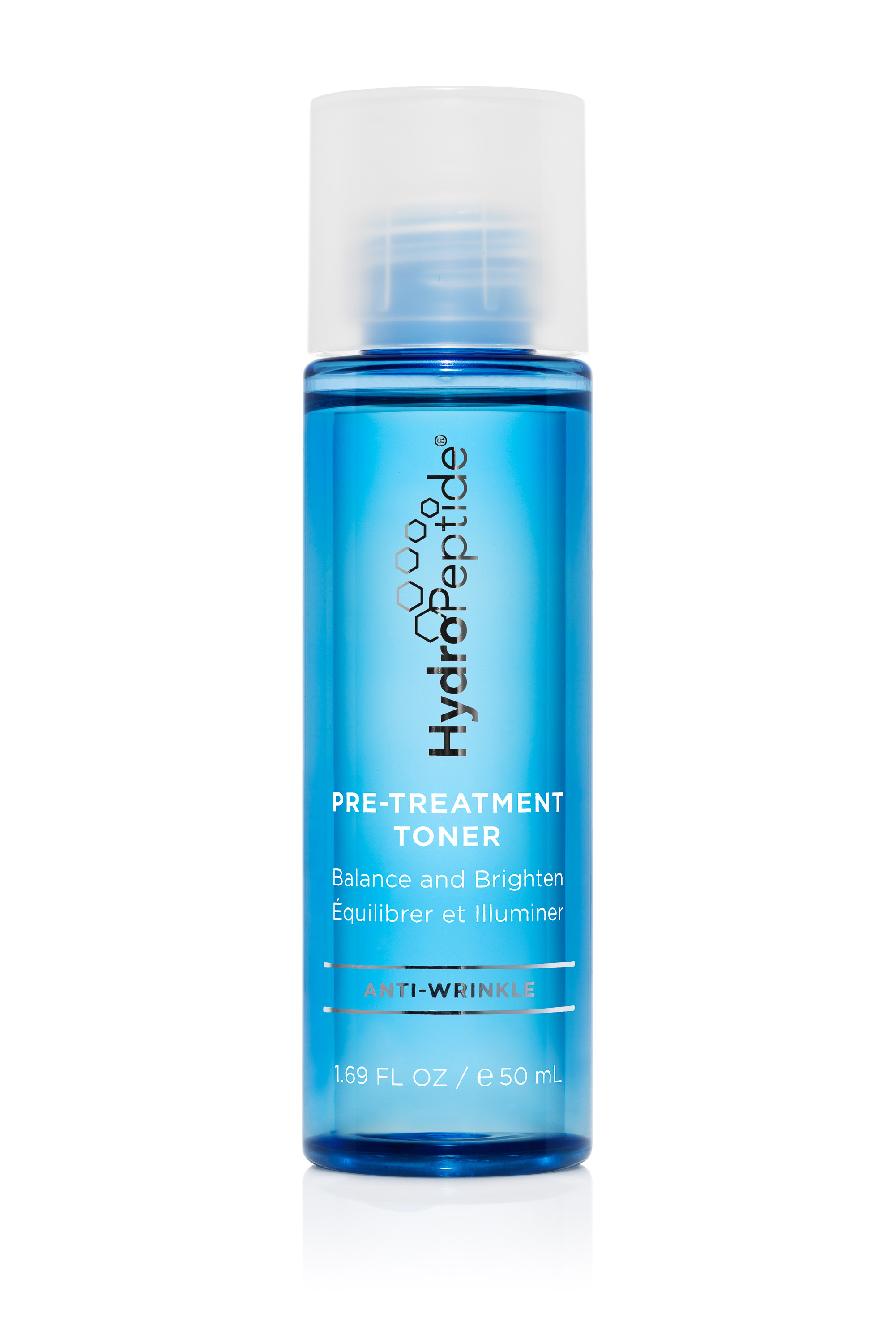 HYDROPEPTIDE TRAVEL PRE-TREATMENT TONER