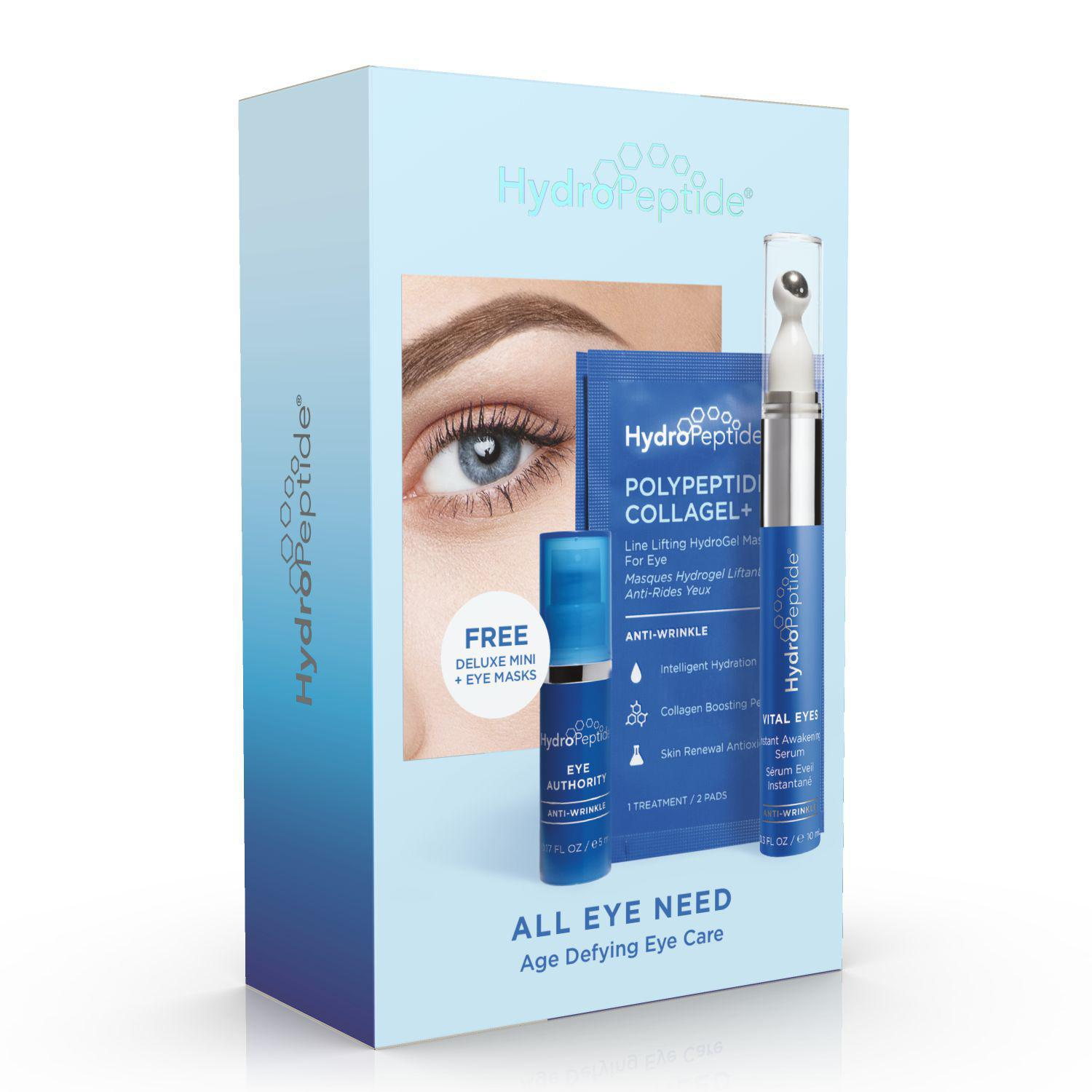 HYDROPEPTIDE KIT ALL EYE NEED