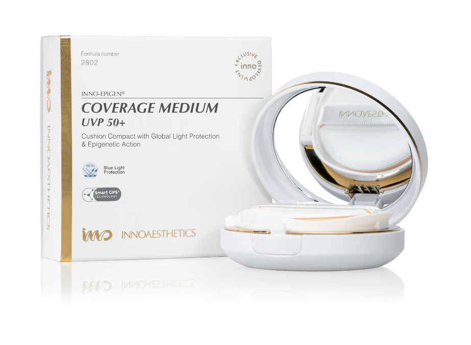INNO-DERMA EPIGEN COVERAGE UVP 50+ MEDIUM