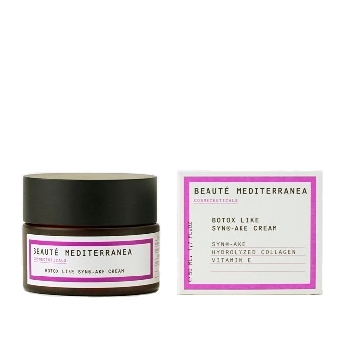 BEAUTÉ MEDITERRANEA BOTOX LIKE SYN®AKE CREAM