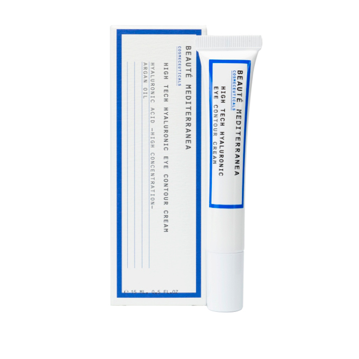 BEAUTÉ MEDITERRANEA HIGH TECH HYALURONIC EYE CONTOUR CREAM