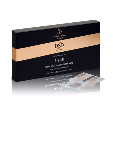 DSD DE LUXE FRESH CELLS CONCENTRATE Č. 3.4.3B