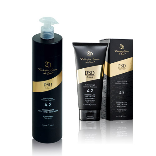 DSD DE LUXE TRIPLE ACTION CONDITIONER Č. 4.2