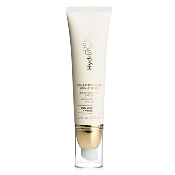 HYDROPEPTIDE SOLAR DEFENSE NONTINTED SPF 50