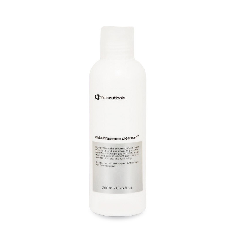 MD:CEUTICALS™  MD:ULTRASENSE CLEANSER