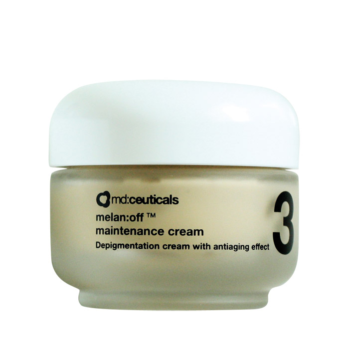 MD:CEUTICALS™ MELAN:OFF MAINTENANCE CREAM
