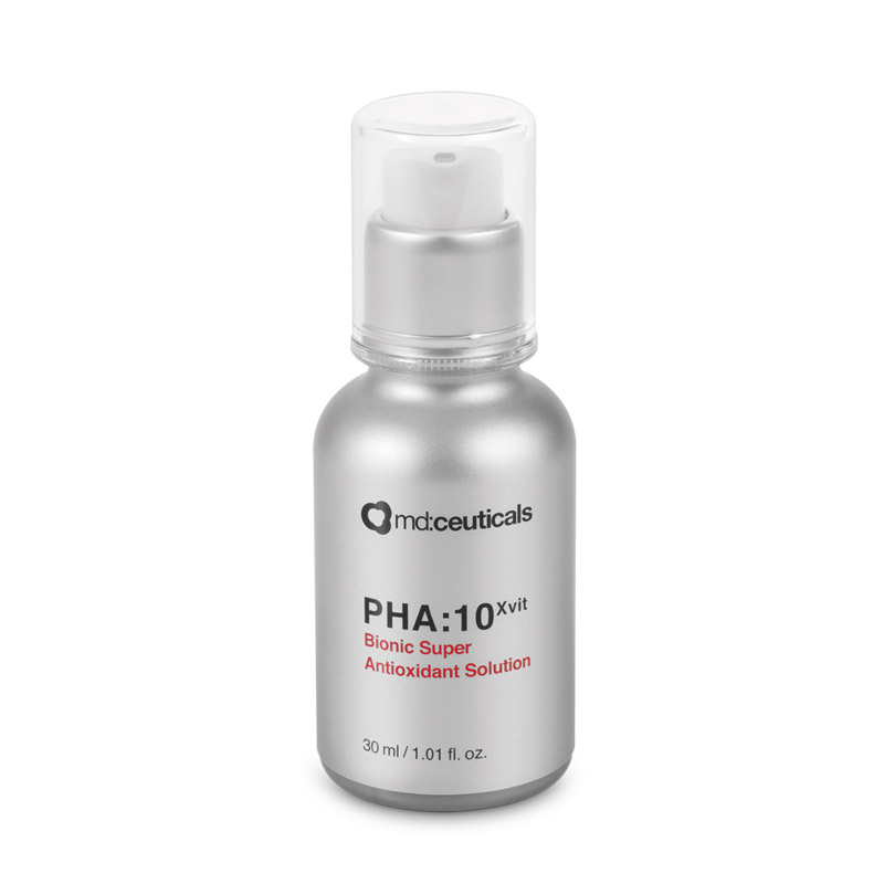 MD:CEUTICALS™ PHA:10XVIT BIONIC SUPER ANTIOXIDANT SOLUTION