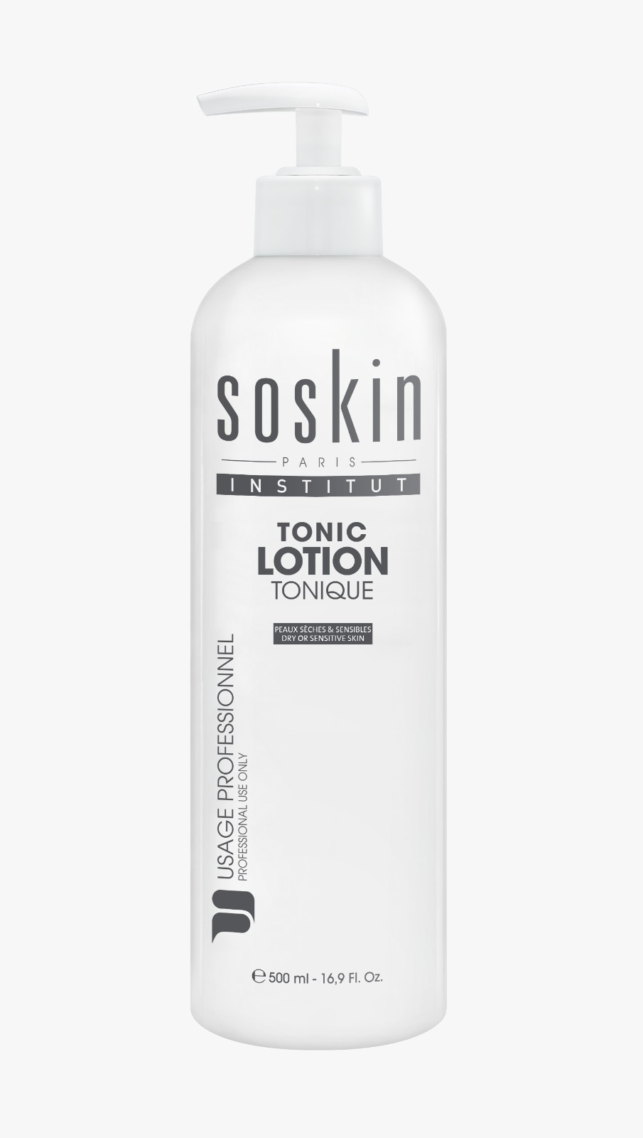 SOSKIN-PARIS TONIC LOTION 500 ml