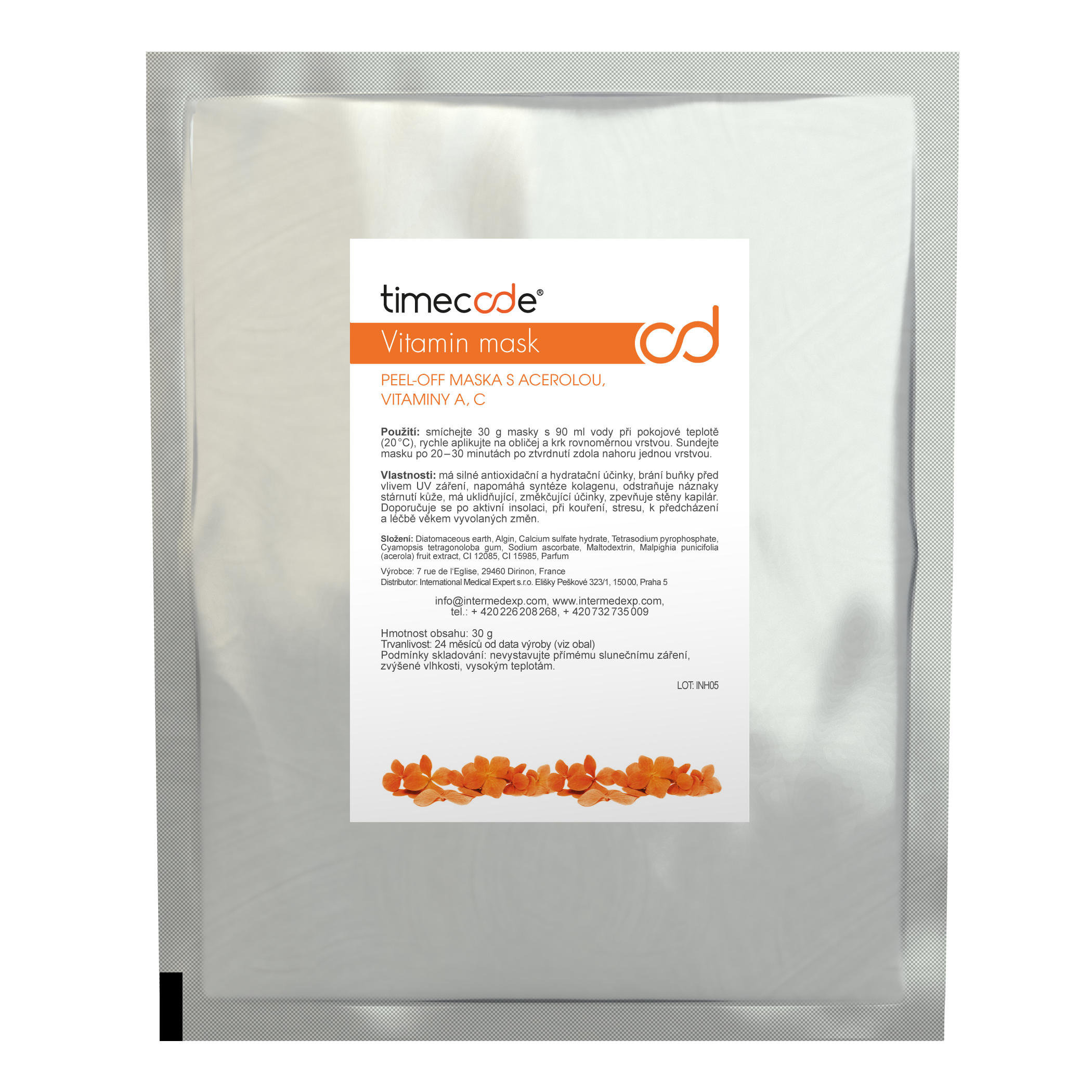 TIMECODE VITAMIN MASK